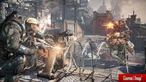 Gears of War: Judgment Xbox360