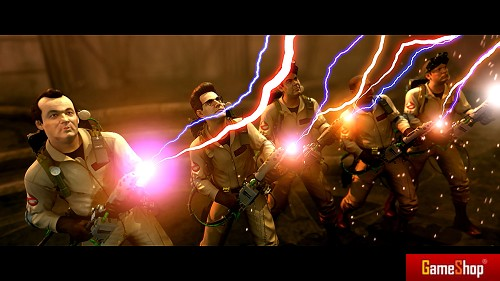 Ghostbusters The Video Game PS4