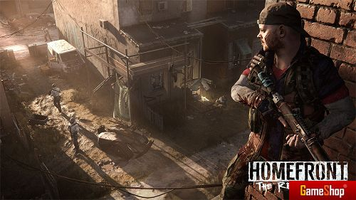 Homefront 2 The Revolution PS4