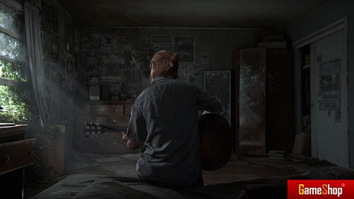 Last of Us: Part 2 PS4