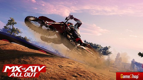 MX vs ATV All Out Xbox One