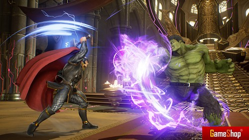 Marvel vs. Capcom Infinite PS4