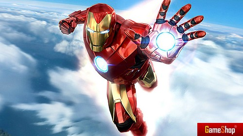 Marvels Iron Man VR PS4