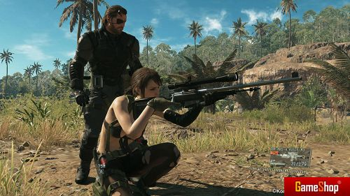Metal Gear Solid 5: The Definitive Experience Xbox One