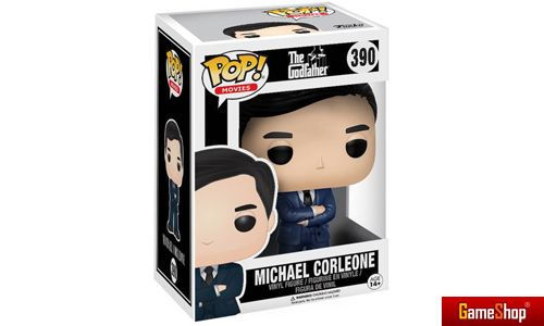 Michael Corleone The Godfather POP! Vinyl Figur Merchandise