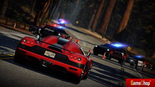 Need for Speed: Hot Pursuit Limited Edition Xbox360