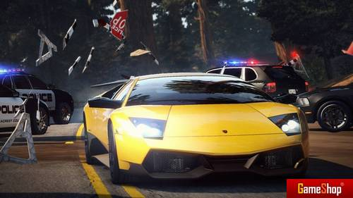 Need for Speed: Hot Pursuit PS3