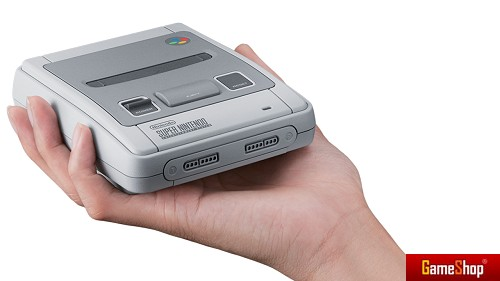 Nintendo Classic Mini: Super Nintendo Entertainment System Gaming Zubehör