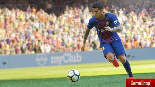 PES 2019: Pro Evolution Soccer PS4