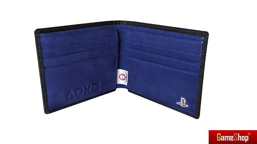PS4 Leder Brieftasche Merchandise