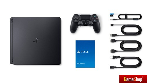 PlayStation 4 Slim Konsole PS4