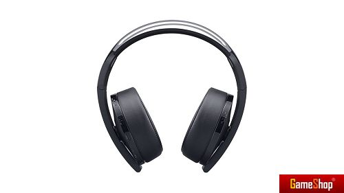 PlayStation 4 (PS4) Platinum Wireless Headset PS4