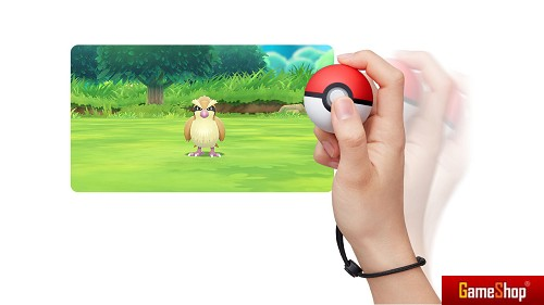 Pokemon: Lets Go! Nintendo Switch