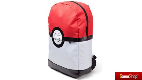 Pokemon Pokeball Rucksack Merchandise