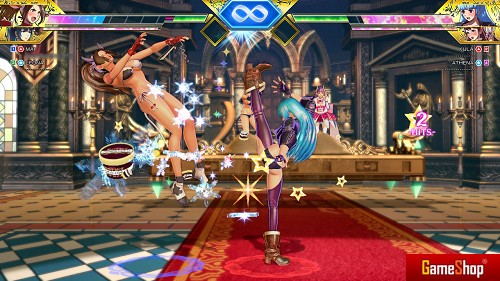 SNK Heroines: Tag Team Frenzy Nintendo Switch