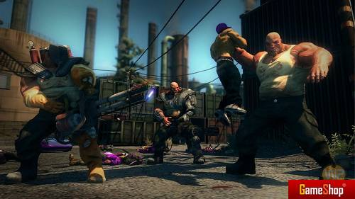 Saints Row 3 [uncut Edition] PS3