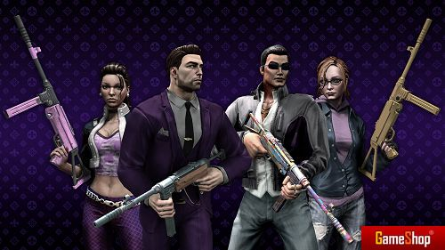 Saints Row 4 Brady Games Pack PC Download
