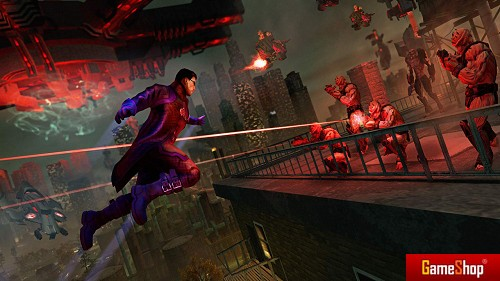 Saints Row 4 Re-elected Nintendo Switch