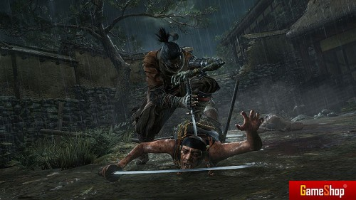 Sekiro: Shadows Die Twice PS4
