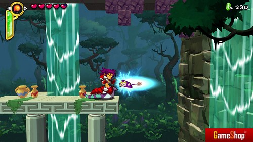 Shantae: Half Genie Hero Ultimate Day 1 Edition PS4