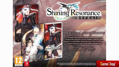Shining Resonance Refrain Nintendo Switch