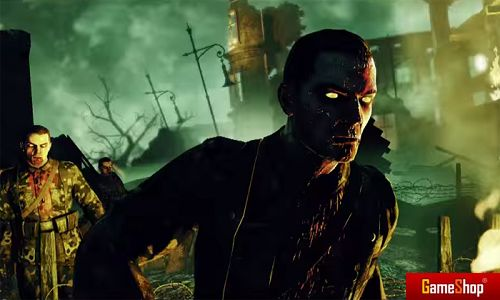 Sniper Elite: Nazi Zombie Army Trilogy PS4