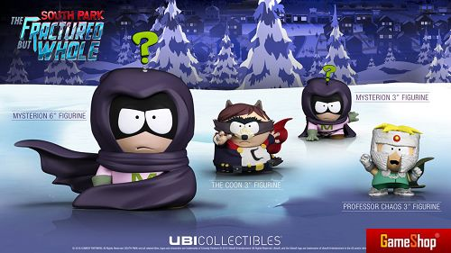 South Park: The Fractured But Whole Figur Merchandise