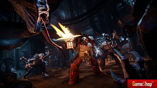 Space Hulk: Tactics PS4