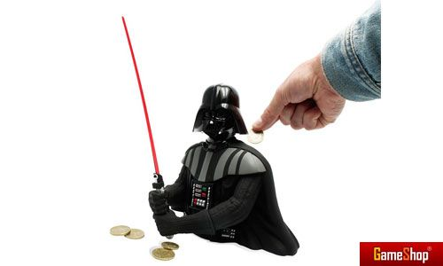 Star Wars Darth Vader Spardose Merchandise