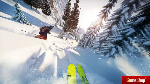 Steep Nintendo Switch