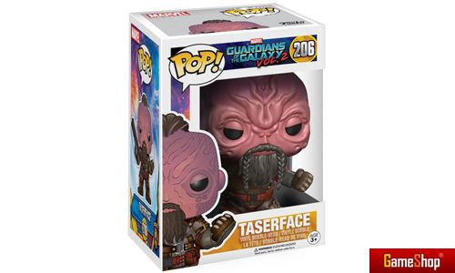 Taserface Guardians of the Galaxy 2 POP! Vinyl Figur Merchandise