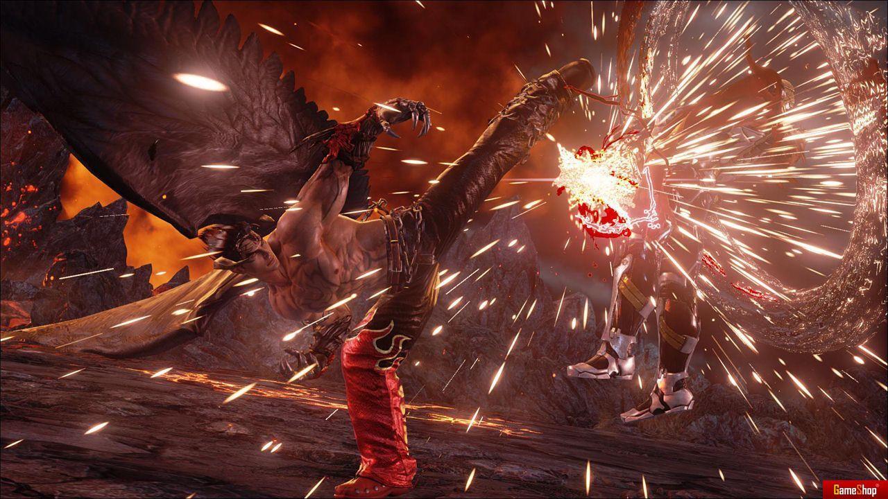 Ps4 Tekken 7 Collectors Edition Spiel Figur Collector
