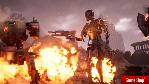 Terminator: Resistance PS4