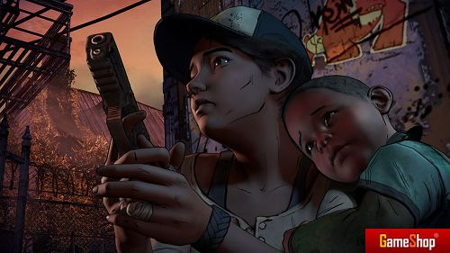 The Walking Dead Season 3: Neuland PS4