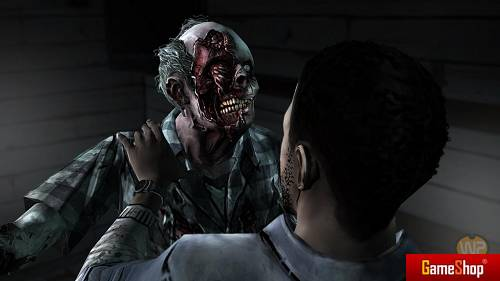 The Walking Dead A Telltale Games Series PS4