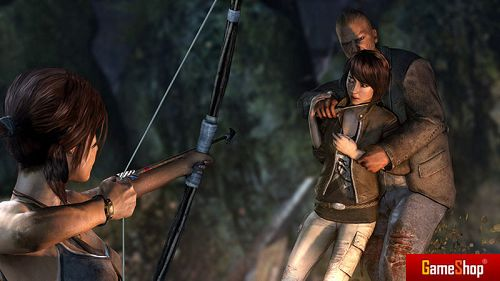 Tomb Raider HD PS4