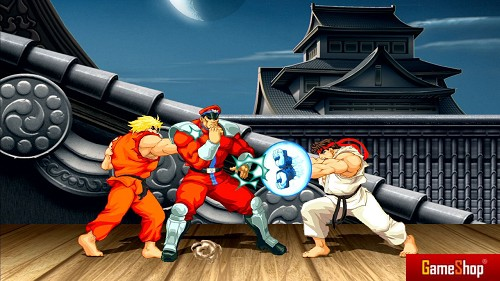 Ultra Street Fighter 2: The Final Challengers Nintendo Switch