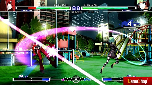 Under Night In-Birth Exe: Late PS4