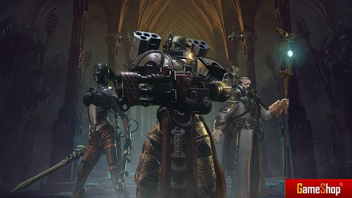 Warhammer 40.000: Inquisitor - Martyr PS4