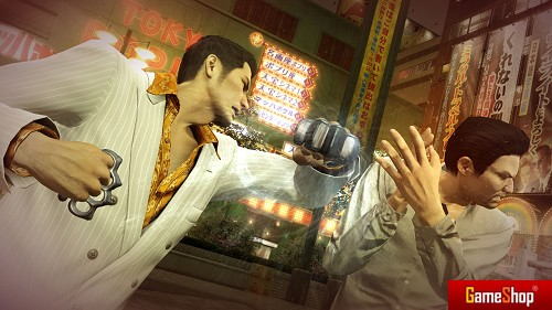 Yakuza Zero Playstation Hits PS4