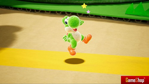 Yoshis Crafted World Nintendo Switch